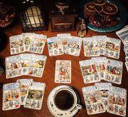 kartenlegen kaffesatz lesen