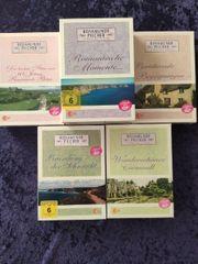 Rosamunde Pilcher Edition 5 Boxen