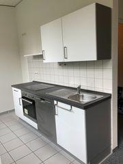 Küchenzeile in sehr gutem Zustand