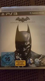 Batman Arkham Origins Playstation 3