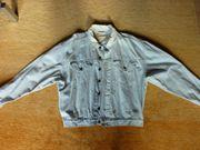 Jeans Jacke XL