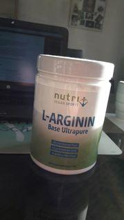 L-Arginin günstig abzugeben