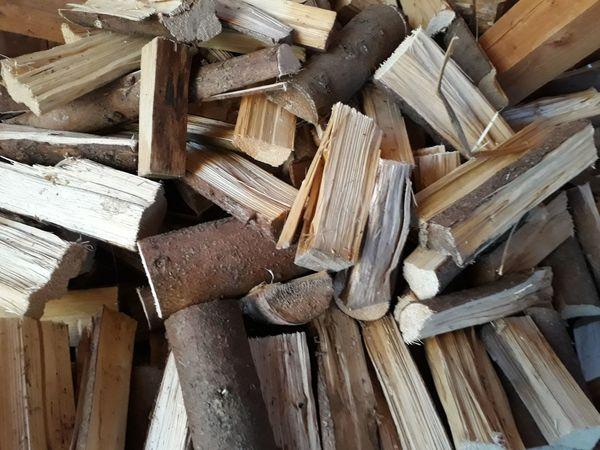 Brennholz Kaminholz Fichte ofenfertig für