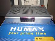 Humax F3-Fox