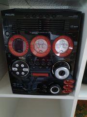 Philips Stereoanlage - sehr guter ubd