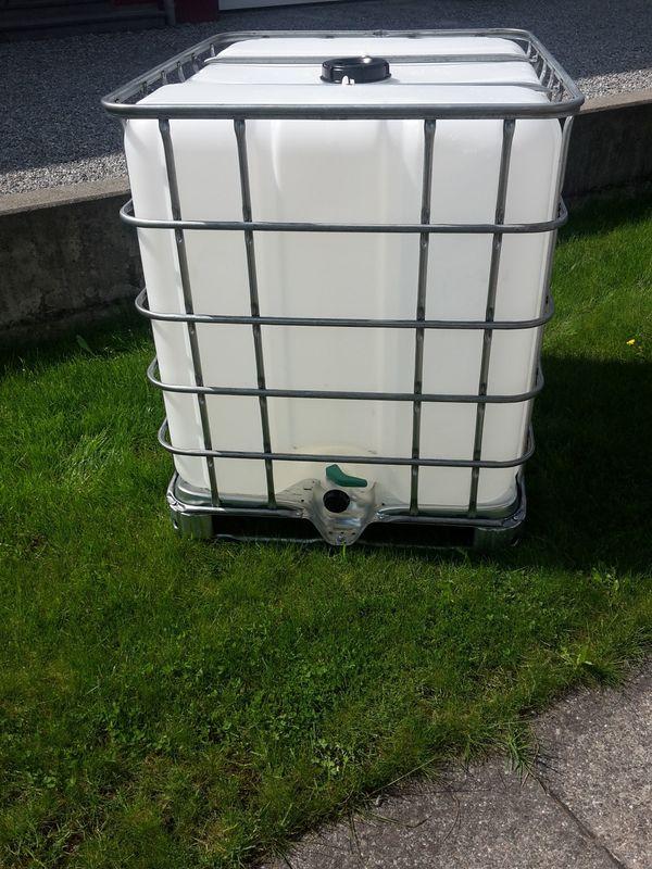1000 liter Wassertank neuwertig Original