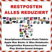 Online Shop Multimedia Restpostenverkauf
