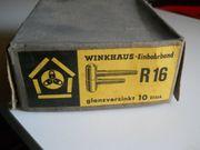 Einbohrband R16 Winkhaus Türscharnier