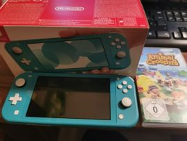 Bild 4 - Nintendo Switch lite animal crossing - Gründau