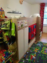 Etagenbett für Kinder