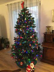 Künstlicher Weihnachtsbaum - ohne Deko