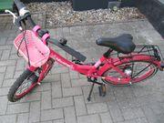 Lucky Bike Mädchen Fahrrad Sevilla
