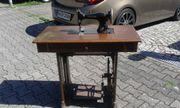 Tischnähmaschine versenkbar - Vintage