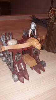 Playmobil - Drachenritterwelt - Katapult
