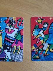 Telefonkarten aus Deutschland Griechenland Portugal