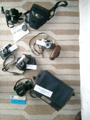 5 Fotoapparate Spiegelreflexkamera