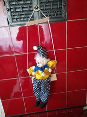 Harlekin Puppen