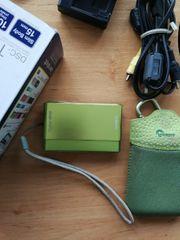 Sony DSC-T77 kompakte Digitalkamera