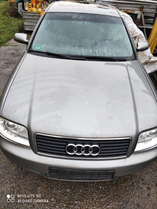 Audi A6 4B 2003 Schlachtfest
