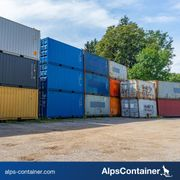Gebrauchte 20ft Seecontainer Lagercontainer Container