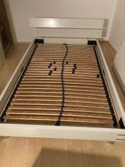 Bettgestell mit Lattenrost 120x200 günstig