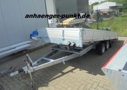 PKW KIPPER Anhänger 2700kg Autotransporter