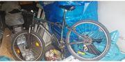 Fahrrad 2 Sitze und Schloss