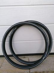 Fahrradreifen mit Schlauch 28x1 6
