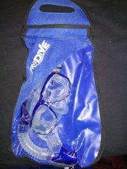 Schnorchel und taucherbrille ovp