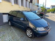 Vermiete 7-Plätzer VW Sharan