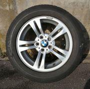 4 St BMW X3 Alufelgen
