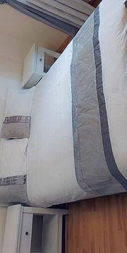 Bett zu bverkaufen