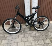 Echter Hingucker Staiger Mountainbike Fahrrad