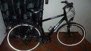 Trekking Fahrrad KTM Teramo mit