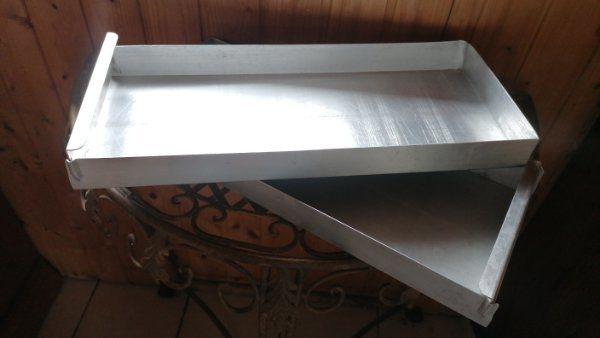 Aluminium Bläche für Bisquit Blech