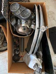 Mercedes 8 - Teile
