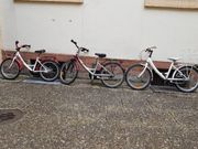 3 x fahrrad