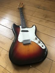 Fender Musicmaster Gitarre USA 1961