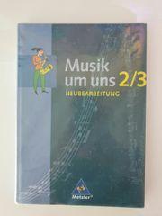 Schulbuch Musik um uns 2
