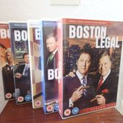 Boston Legal alle Staffeln English