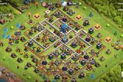 Clash of Clans Level 186