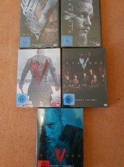 Vikings DVDs