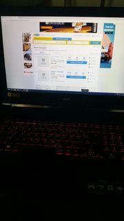 Acer V17 Nitro - Black Edition