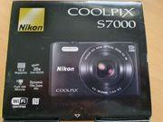Nikon Coolpix 16 Megapixel mit