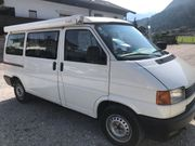 VW T4 Multivan mit Westfalia-Hubdach