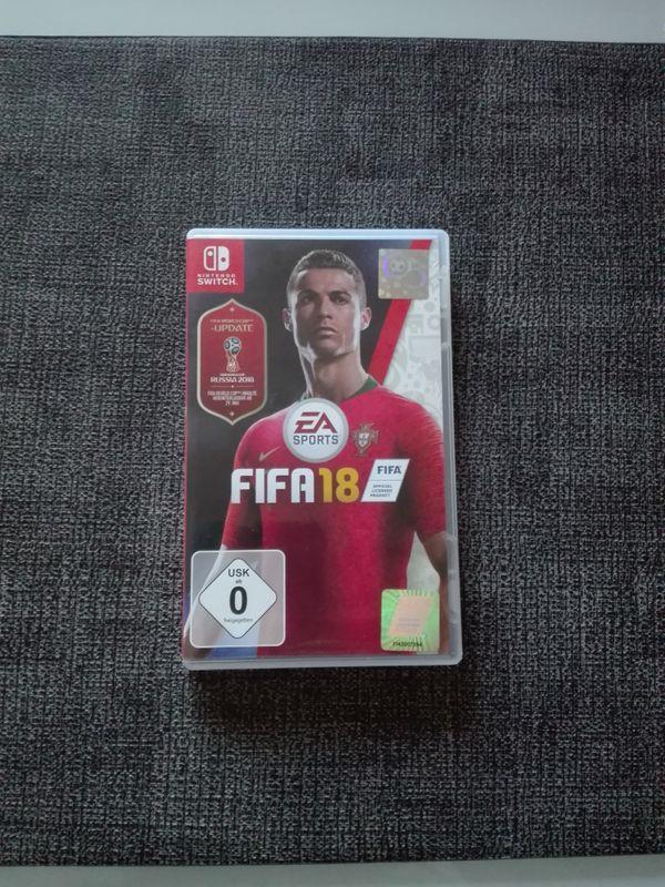 FIFA 18 für Nintendo Switch