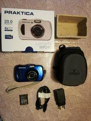 Digital Fotokamera Praktica Luxmedia WP240