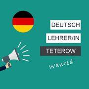 Deutschlehrer innen im Raum Teterow