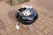 Original Weber Kugelgrill Grill Smokey
