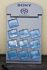Sony SACD Tafel für Wandmontage